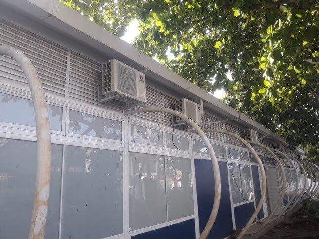 Limpeza de Filtro de Ar Condicionado Split