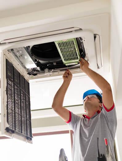 Instalação, Higienização e Manutenção de Ar Condicionado