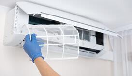 Limpeza Higienização de Ar Condicionado